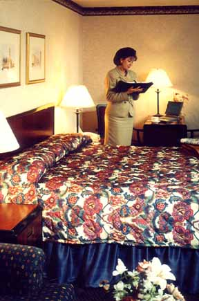 Crowne Plaza Guest Room